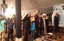 طنین صدای الغوث در شب شهادت مولای متقیان در بخش چهاردانگه