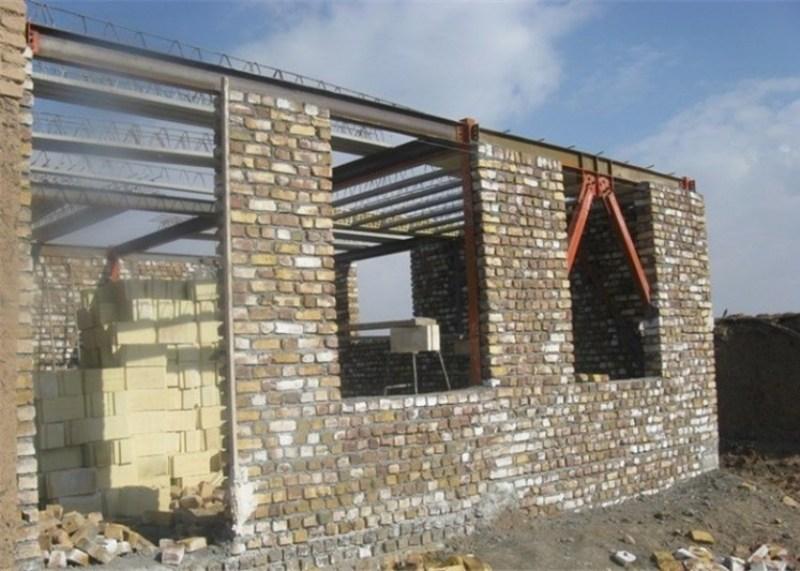 ساخت 150 خانه برای خانواده ایتام در مازندران آغاز شد