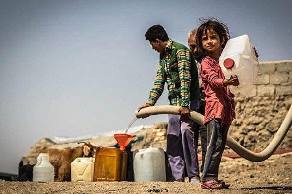 کمبود منابع آبی مشکل بخش چهاردانگه و دودانگه است