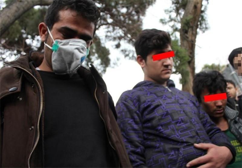 باند آدمربایی در مازندران متلاشی شد