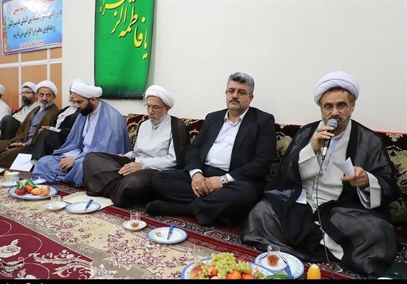 معارفه مدیر بنیاد بینالمللی غدیر استان مازندران