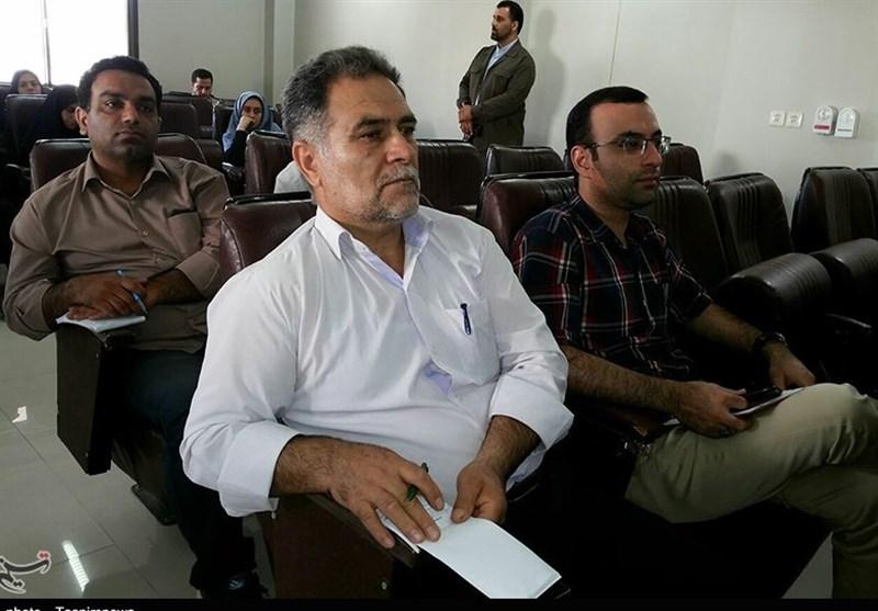 نشست خبری هفته تامین اجتماعی در مازندران به روایت تصویر