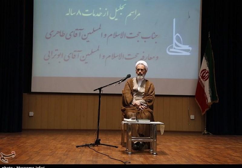 آیین تکریم و معارفه مدیر حوزههای علمیه مازندران به روایت تصویر