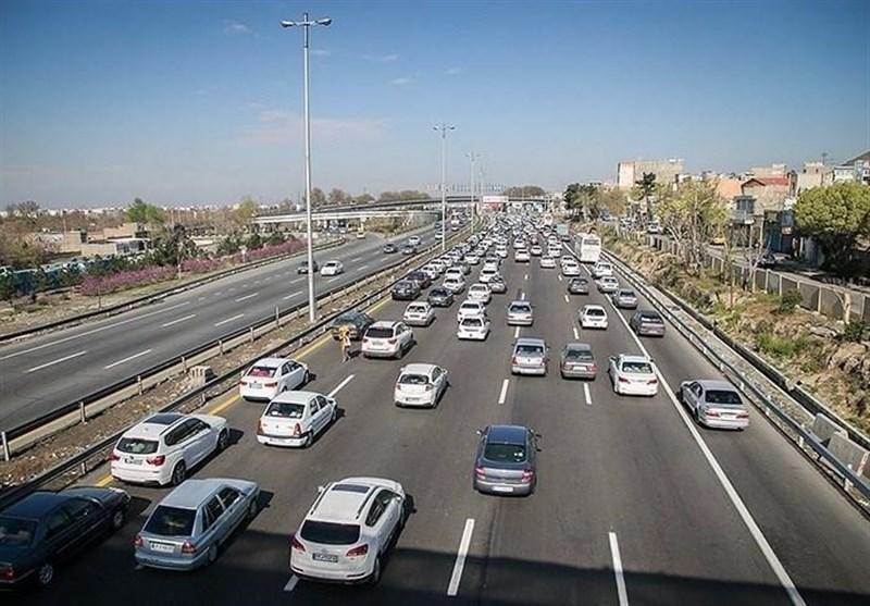 محدودیتهای ترافیکی در محورهای مواصلاتی مازندران اعمال میشود