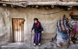 زنانی از روستاهای بخش چهاردانگه