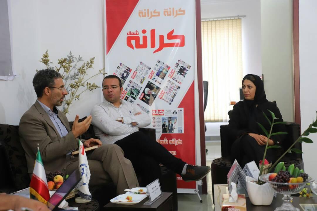 پنجمین نشست کمیته توسعه رسانهای مازندران برگزار شد