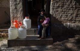 کمبود آب در روستاهای چهاردانگه/ از سرسبزی فقط نامی برای پشتکوه مانده!