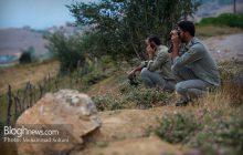 گزارش تصویری: محیط بانان در پارک ملی کیاسر