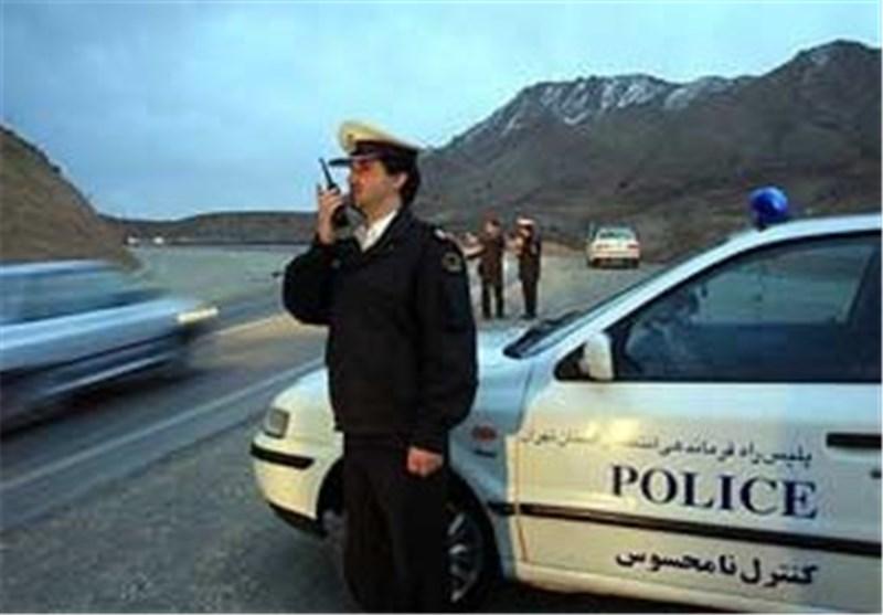 طرح تقویت گشت کنترل نامحسوس پلیس در مازندران اجرا میشود