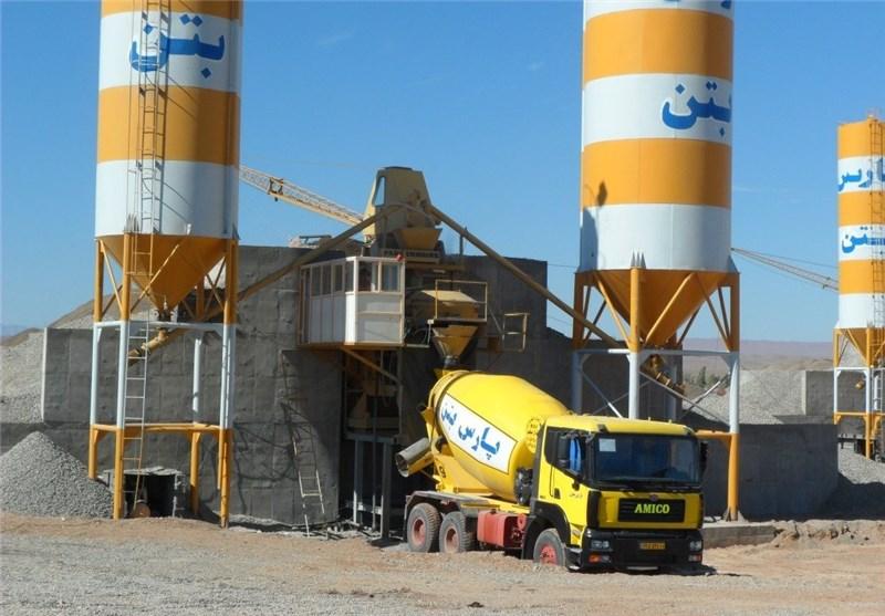 کارگاه تولید مصنوعات بتنی شرق مازندران بومیسازی شد