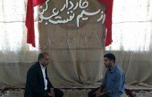 خدماتدهی اردوی جهادی شهید کاظمی در منطقه محروم پشتکوه ساری