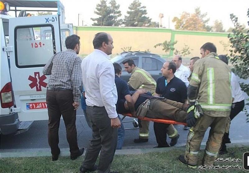 تصادف خونین در محور جویبار-مازندران؛ 6 کشته و زخمی برجای گذاشت