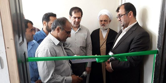 افتتاح یک واحد مسکونی در روستای قلعه سر به همت خیریه خیمه گاه اهل بیت