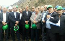 وزیر نیرو: فاینانس خارجی برای تکمیل سد هراز تخصیص مییابد