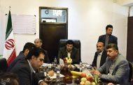 نشست شهرداران شهرستان ساری