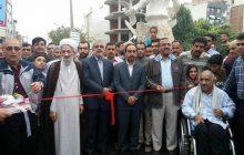 پل و بلوار آزادگان مازندران در نکا افتتاح شد