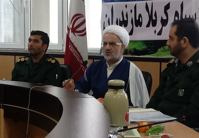 نماینده ولیفقیه در سپاه مازندران: قدرت دفاعی بازدارنده ایران هیمنه استکبار را به لرزه درآورده است
