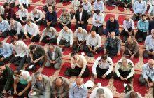 برپایی نماز عید قربان در مازندران