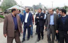 سفر استاندار مازندران به بخش چهاردانگه بهروایت تصویر