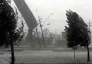باد و باران از روز شنبه در مازندران/کاهش دمای هوای و وقوع سیل