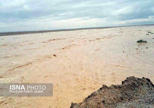 خسارت 420 میلیون ریالی سیل تابستانه به روستای« چالو» چهاردانگه