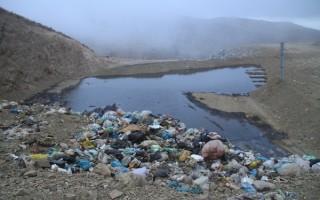 بلااستفاده بودن دستگاه تصفیه شیرابه زباله ساری!/چه کسی پاسخگو است، شهرداری یا محیط زیست مازندران؟