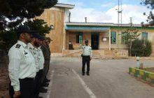 تودیع فرمانده پاسگاه انتظامی تلمادره و عدم حضور مسئولین بخش/ توضیحات بخشدار + تصاویر