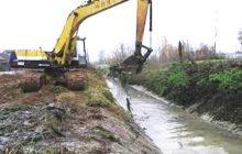 بازسازی و مرمت 30 سردهنه زراعی تخریب شده در سیل اخیر در چهاردانگه