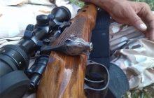 کشف و ضبط یک قبظه سلاح غیر مجاز در چهاردانگه