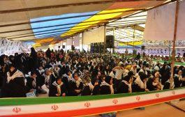 گزارش تصویری پانزدهمین یادواره 216 شهید بخش چهاردانگه - بخش اول