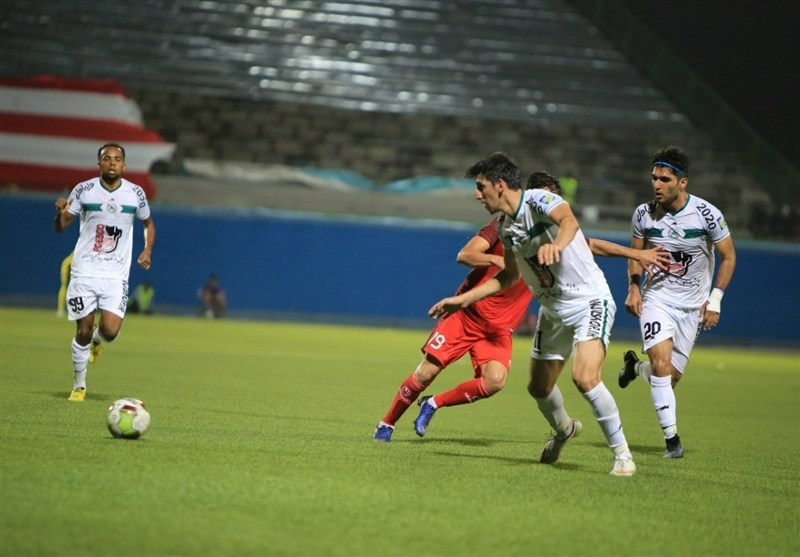 جام حذفی فوتبال کشور؛ نساجی حریف گمنام خود را در خانه گلباران کرد