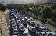 ترافیک جادههای مازندران سنگین است