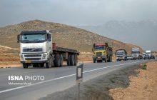 اسم نویسی 2500 کامیوندار مازندران برای 16 جفت لاستیک!
