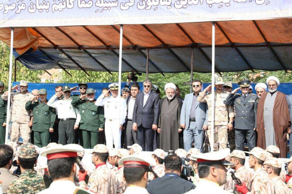 استاندار مازندران: بنیه دفاعی کشور برگرفته از مکتب عاشوراست