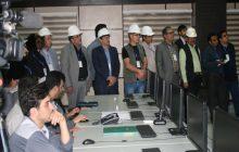 بازدید اهالی رسانه و نمایندگان موسسات مردم نهاد از نیروگاه زباله سوز تهران