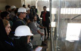 گزارش تصویری بازدید از نیروگاه زباله سوز تهران (بخش دوم)
