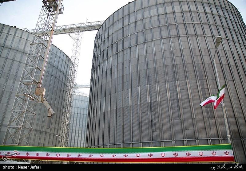 قرارداد ساخت سیلوی 35 هزار تنی نگهداری غلات در بندر امیرآباد منعقد شد