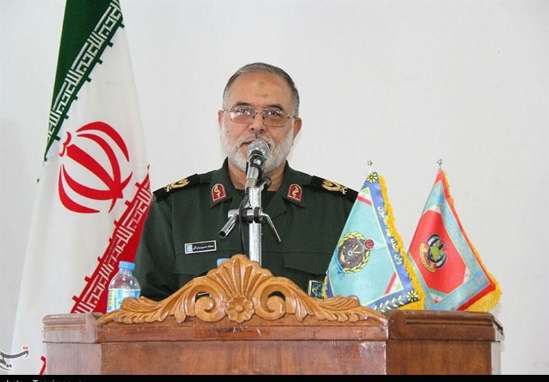 سردار بابایی: آینده کشور به دست دانشآموزان انقلابی رقم میخورد