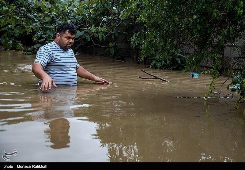 سیلاب 120 سردهنه رودخانههای مازندران را تخریب کرد