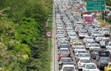 اعمال محدودیتهای ترافیکی محورهای مواصلاتی مازندران آغاز شد