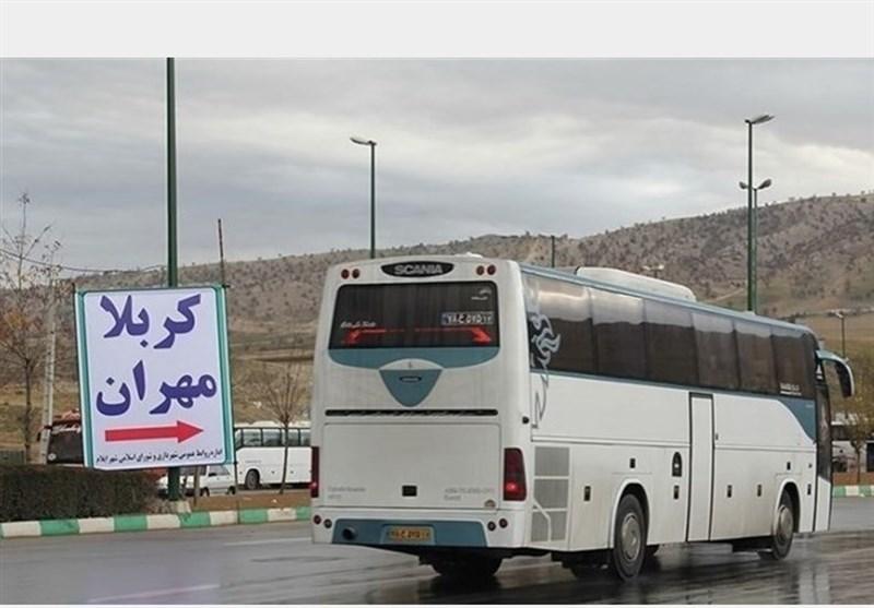 ناوگان عمومی استان مازندران 9 هزار زائر را به کربلا اعزام کرد
