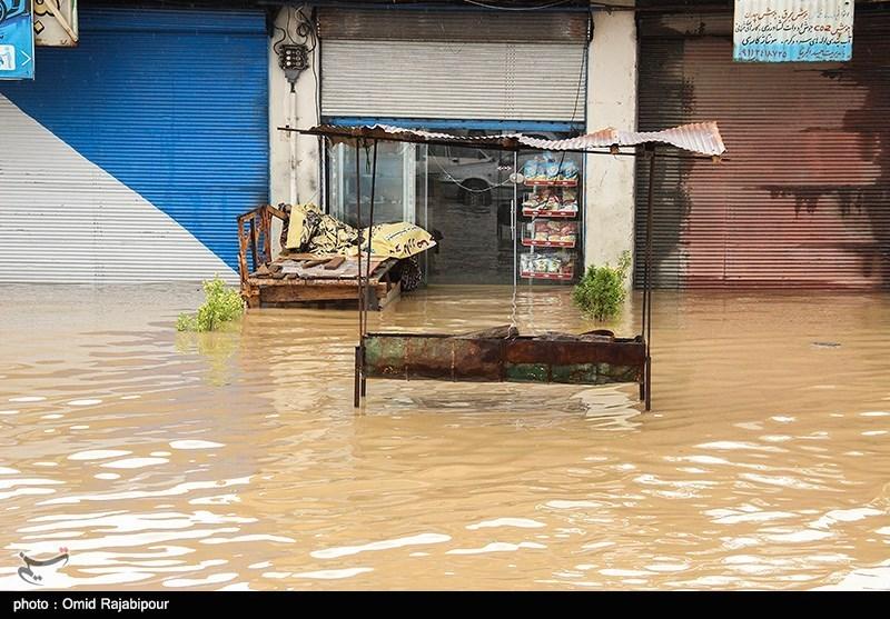 واحدهای تولیدی خسارت دیده سیلاب مازندران بسته حمایتی میگیرند
