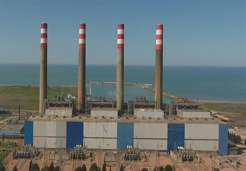 مازندران| سوخت زمستانی نیروگاه نکا تامین شد