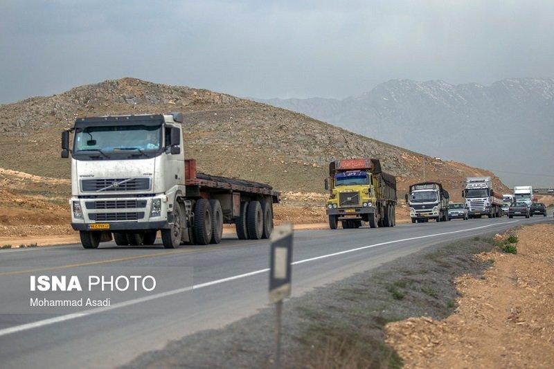 گرانی قطعه همچنان بزرگترین مشکل کامیونداران