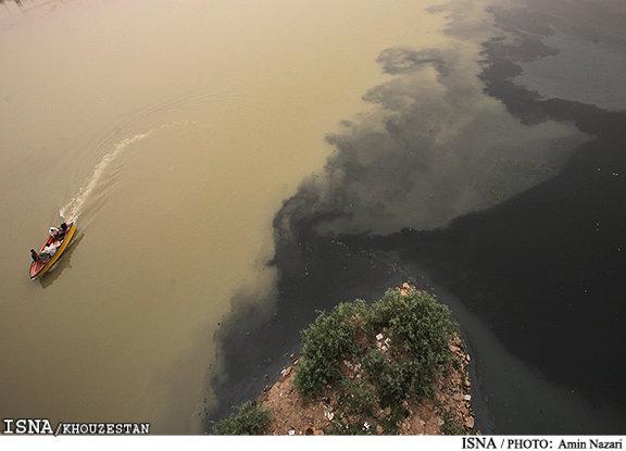 منابع آب محمودآباد با فاضلاب آلوده شده؟