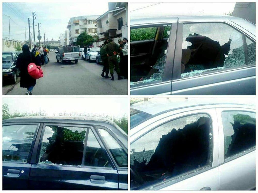 دستگیری عامل انفجار در آمل