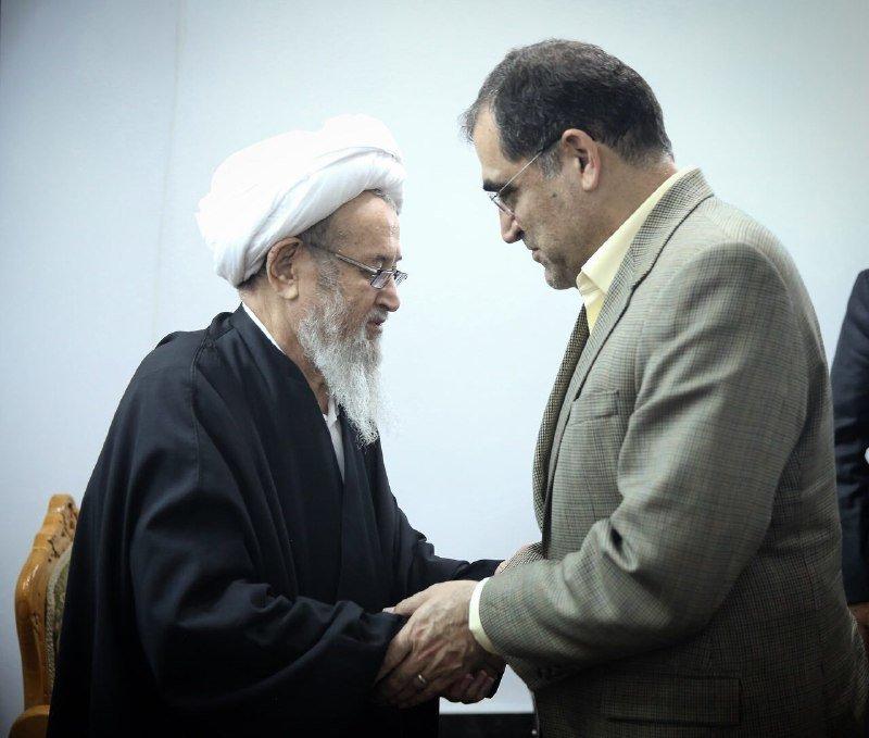 امام جمعه ساری:اگر بخواهیم خدمات دولت را استشهاد کنیم، وزیر بهداشت را نشان میدهیم
