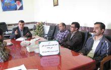 جلسه کمیته پدافند غیر عامل منطقه چهاردانگه برگزار شد