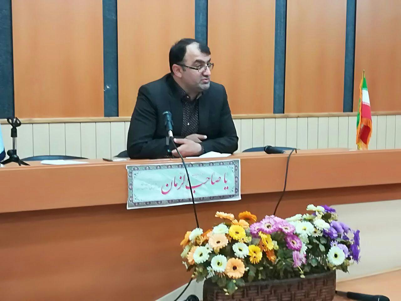 برگزاری نشست هم اندیشی بخشدار با دهیاران و اعضای شورای بخش چهاردانگه