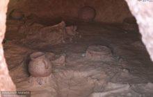 گزارش تصویری از محوطه باستانی وستمین چهاردانگه